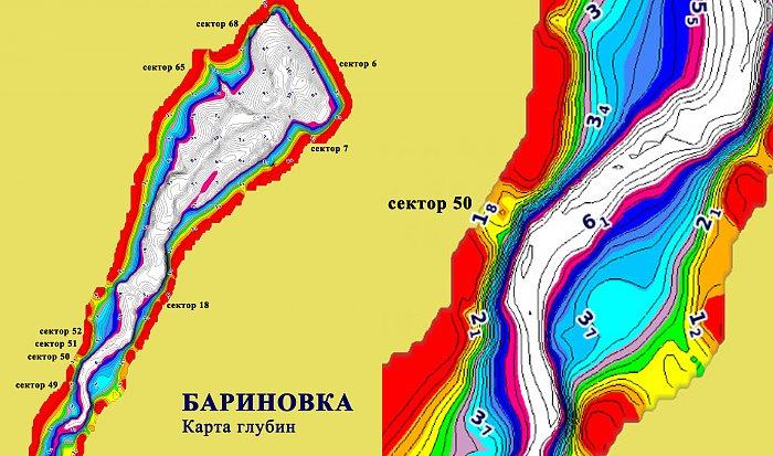 Нажмите на изображение для увеличения Название: Сектор 50 карта глубин.jpg Просмотров: 0 Размер:137.9 Кб ID:177431