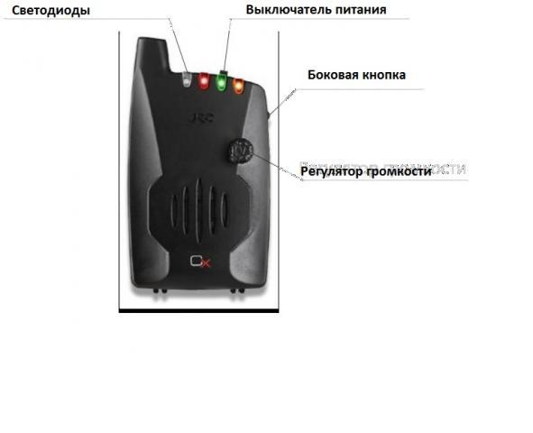 Название: JRC RADAR СX пейджер.jpg Просмотров: 6400  Размер: 16.3 Кб